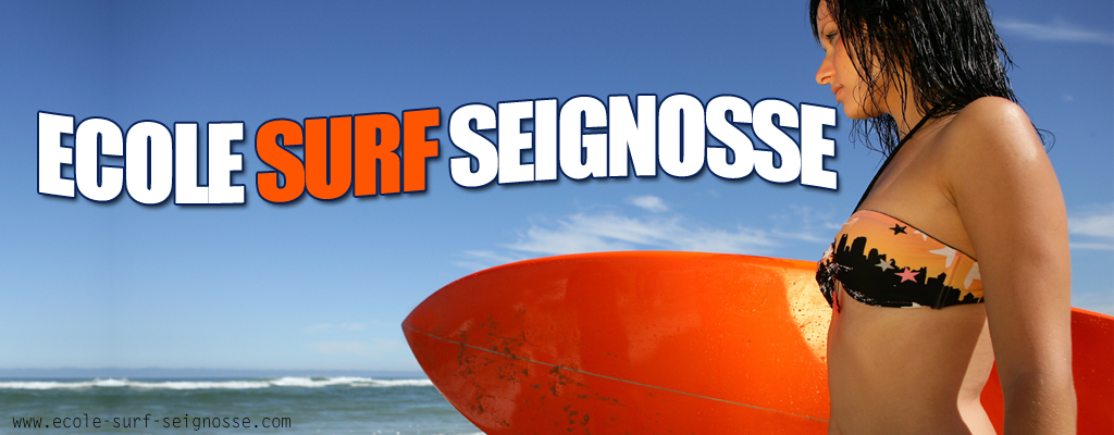 Ecole surf seignosse
